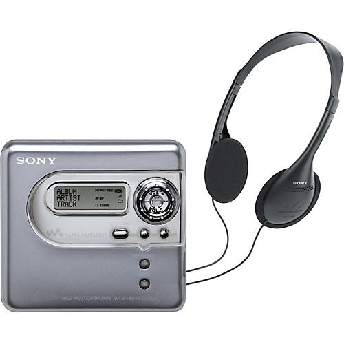 Sony MZ-NH600D Hi-MD Walkman-thumbnail