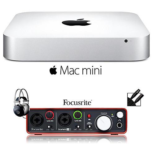 Apple Mac Mini 2.6GHz 8GB 1TB HD Bundle 1