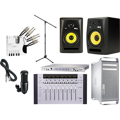 Apple MacPro Power Trio Studio Package