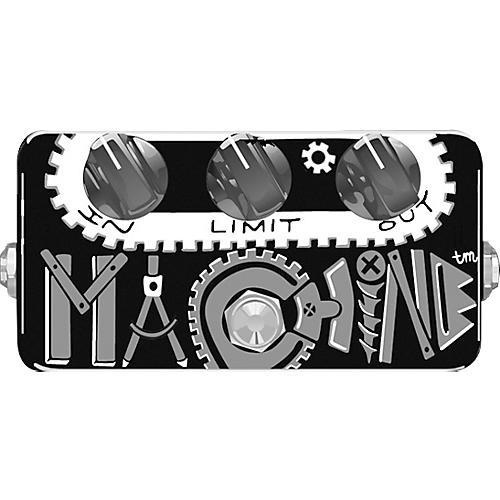 ZVex Machine  Distortion Guitar Effects Pedal