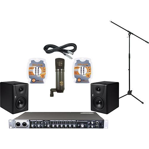 Mackie Mackie Onyx Blackbird and MR5 Recording Package-thumbnail