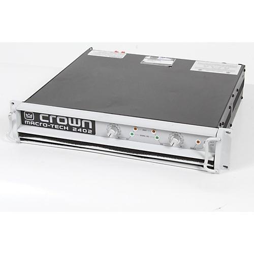 Crown Macro-Tech MA-2402 Power Amp-thumbnail