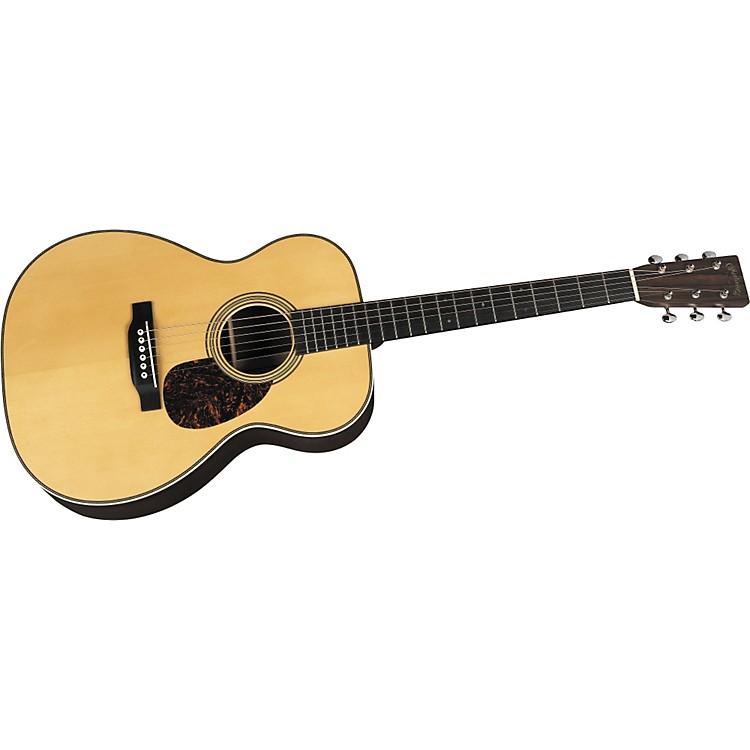MartinMadagascar / Alpine Custom OM Acoustic Guitar