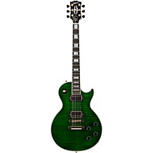 Gibson Custom Made to Measure Figured Les Paul Custom Transparent Green