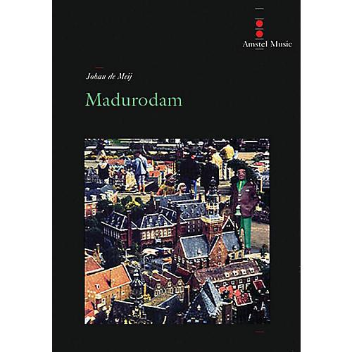 Amstel Music Madurodam (Score with CD) Concert Band Level 3 Composed by Johan de Meij