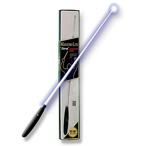 Grover-Trophy Maestro Lite Lite-Up Conductor's Baton 14 Inches