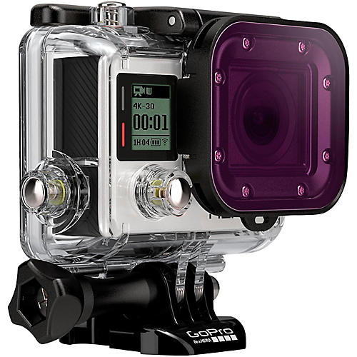 GoPro Magenta Dive Filter (for Dive & Wrist Housing)-thumbnail