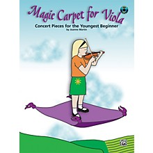 Alfred Magic Carpet: Concert Pieces for the Youngest Beginners