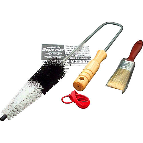 Magic Valve Magic Slide Trombone Slide Cleaning Brush