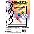 Alfred Magic Staff Pack - 5 Wipe Off Slates with Pen and Magic Notes  Thumbnail
