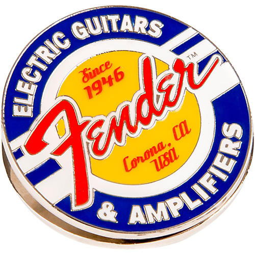 Fender Magnet Clip Guitars and Amps Logo-thumbnail