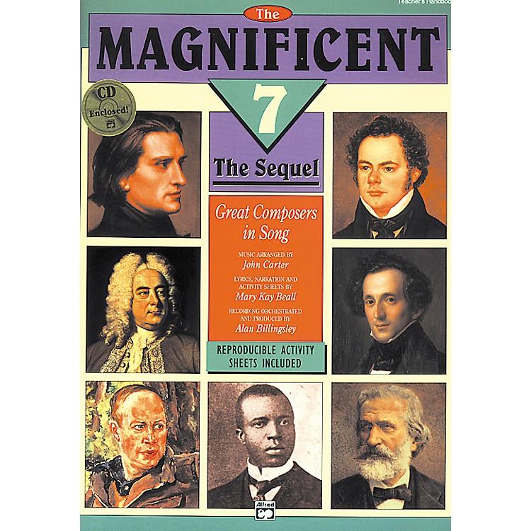 AlfredMagnificent 7:  The Sequel Book & CD