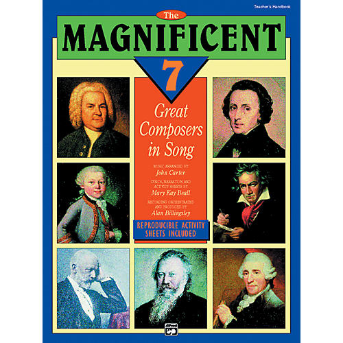 Alfred Magnificent Seven Teachers Hand Book-thumbnail