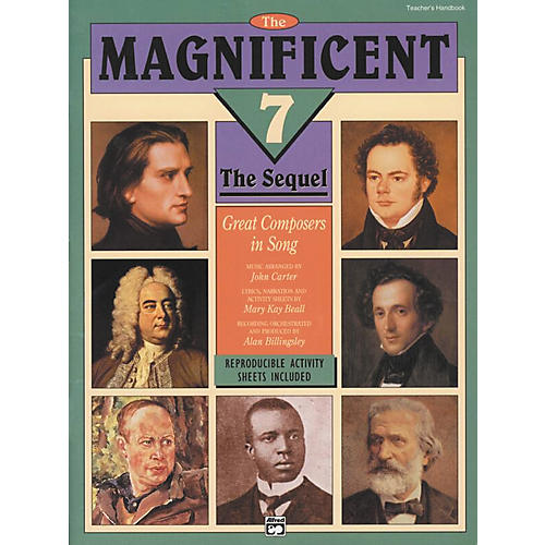 Alfred Magnificent Seven: The Sequel Additional Books (5)