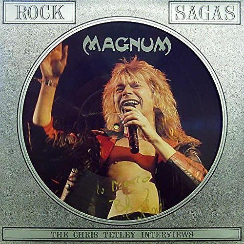 Alliance Magnum - 80's Interview Picture Disc