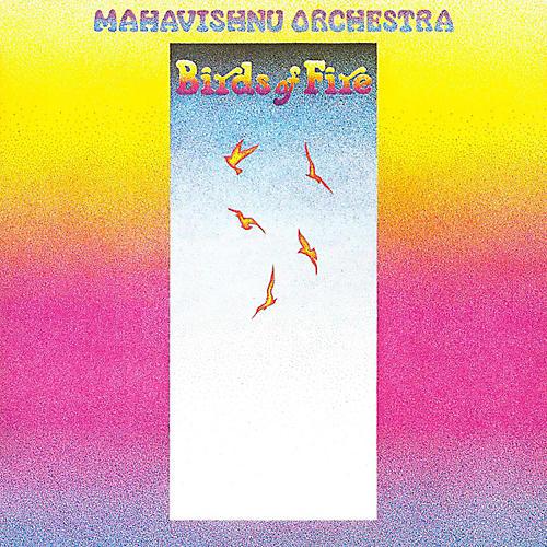 RED Mahavishnu Orchestra - Birds of Fire LP-thumbnail