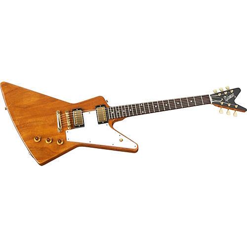 Gibson Custom Mahogany Explorer with Split Headstock Electric Guitar