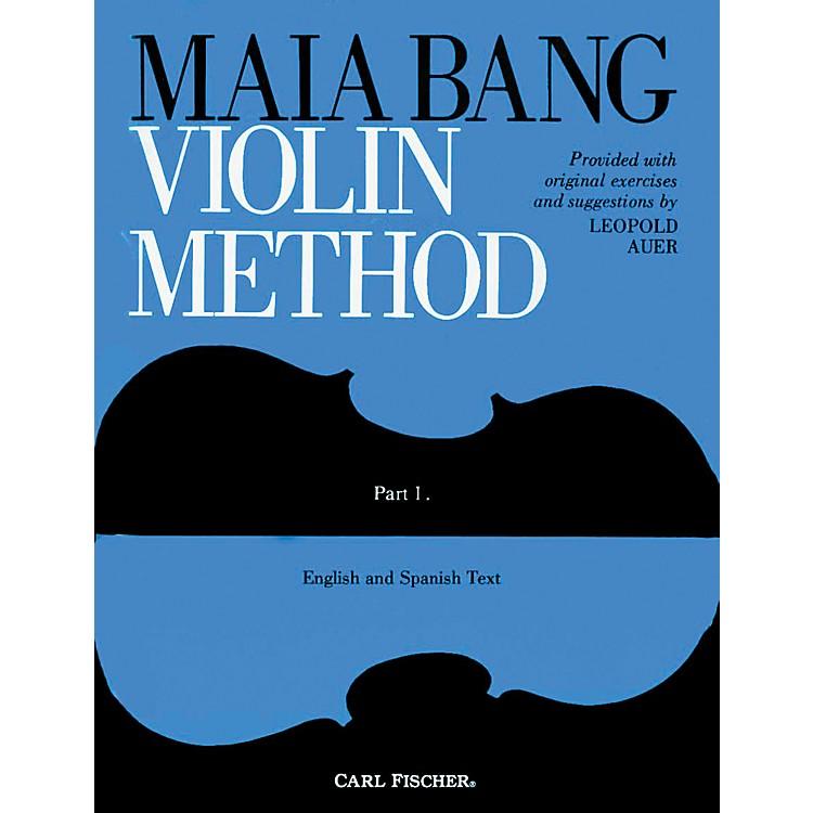 Carl FischerMaia Bang Violin Method Part 1