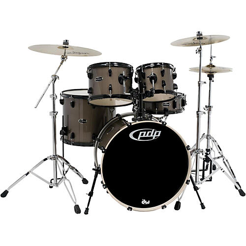 PDP Mainstage 5-Piece Drum Set with Zildjian Cymbals
