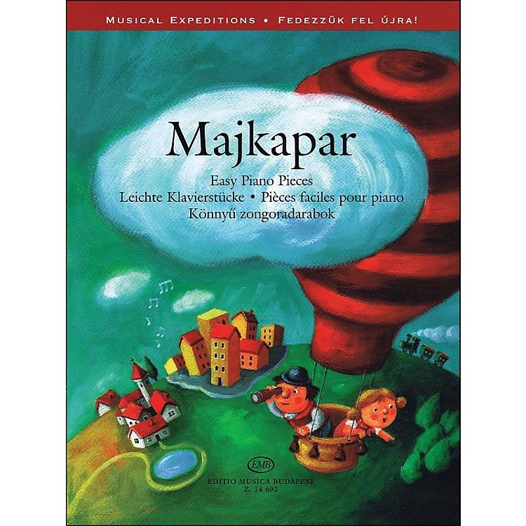 Editio Musica BudapestMajkapar: Easy Piano Pieces Compiled By µgnes Lakos