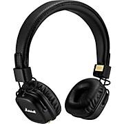 Major II Bluetooth Headphones Black