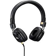 Marshall Major II On-Ear Headphones Black