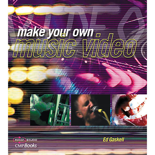Hal Leonard Make Your Own Music Video Book