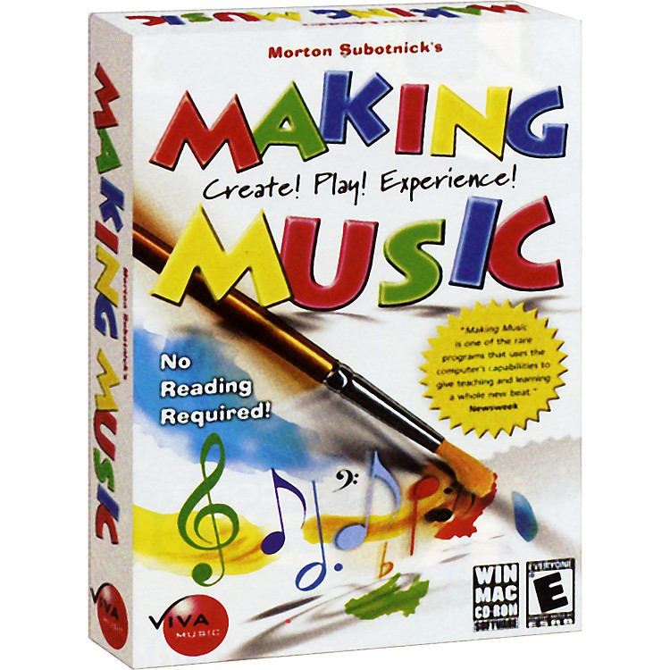eMedia Making Music Educational Composing CD-ROM