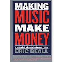 Berklee Press Making Music Make Money Book