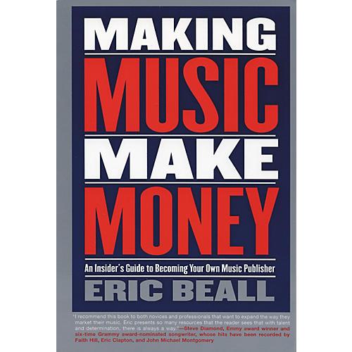Berklee Press Making Music Make Money Book