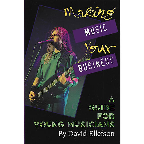 Hal Leonard Making Music Your Business Book