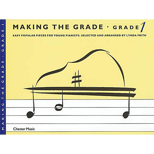 Chester Music Making the Grade - Grade 1 Pieces Music Sales America Series Softcover-thumbnail