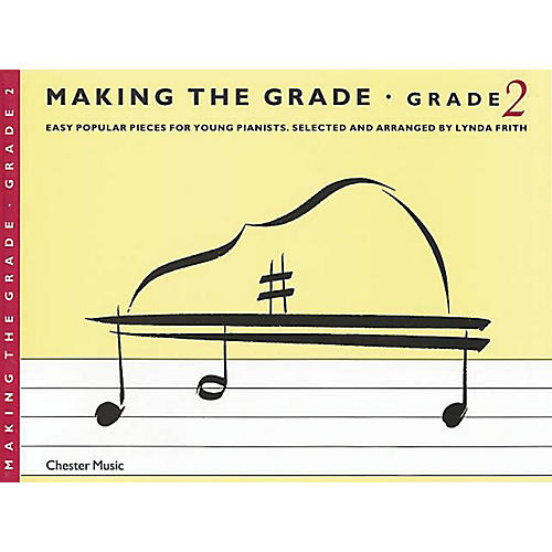 Chester Music Making the Grade - Grade 2 Pieces Music Sales America Series Softcover-thumbnail