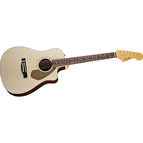 Fender Malibu CE Acoustic-Electric Guitar-thumbnail
