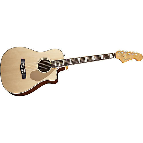 Fender Malibu SCE Acoustic-Electric Guitar