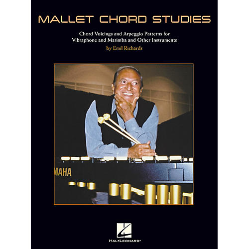 Hal Leonard Mallet Chord Studies Percussion Series Softcover Written by Emil Richards-thumbnail