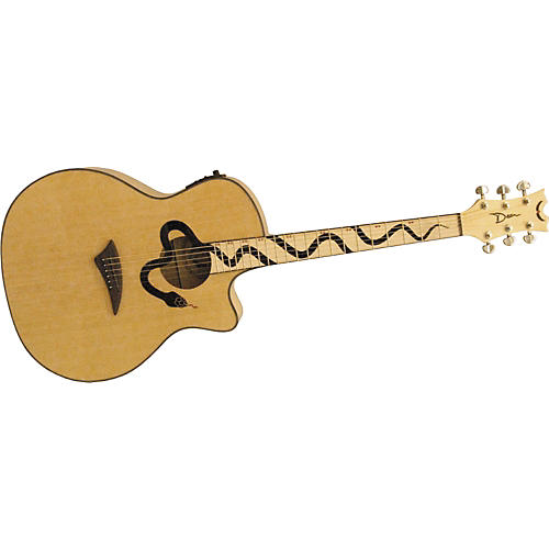 Dean Mamba Cutaway Acoustic-Electric Guitar