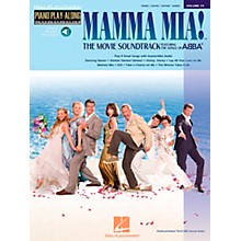 Hal Leonard Mamma Mia! The Movie Piano Play-Along Volume 73 Book/CD arranged for piano, vocal, and guitar (P/V/G)