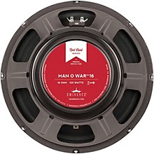 "Eminence Man O War 12"" Guitar Speaker 16 Ohm"