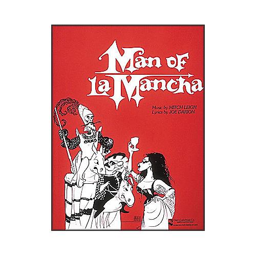 Cherry Lane Man Of La Mancha Vocal Score-thumbnail