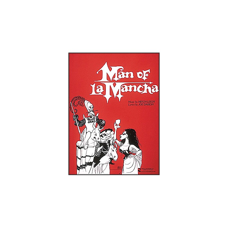 Cherry LaneMan Of La Mancha Vocal Score