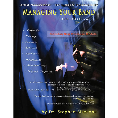 Hal Leonard Managing Your Band