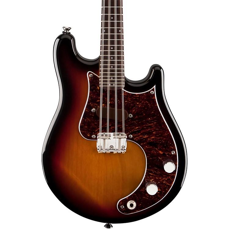 FenderMandoStrat 8 8-String Mandolin3-Color Sunburst