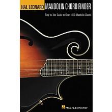 Hal Leonard Mandolin Chord Finder Book