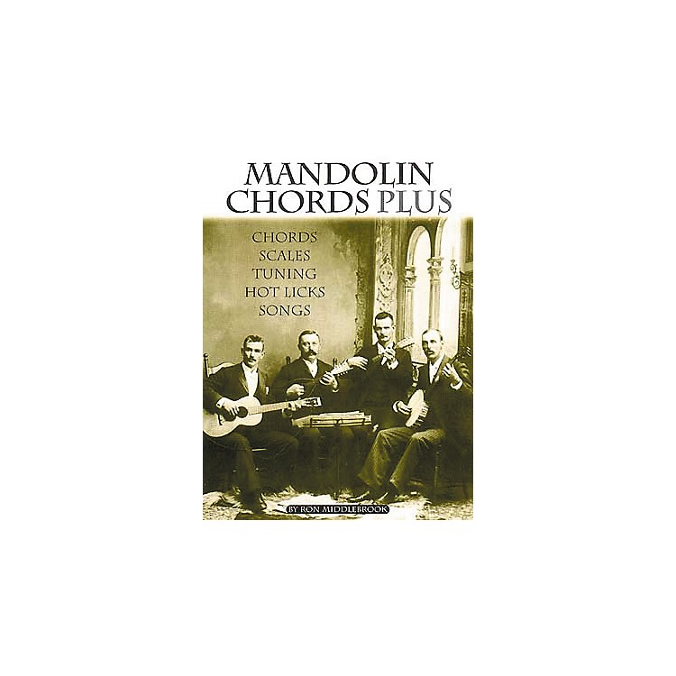 Centerstream Publishing Mandolin Chords Plus Technique Book