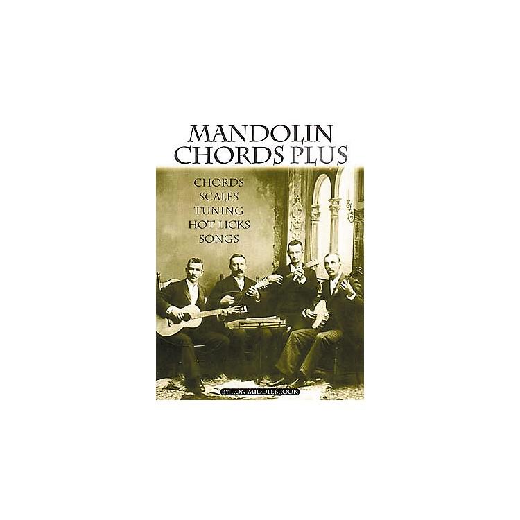 Centerstream PublishingMandolin Chords Plus Technique Book