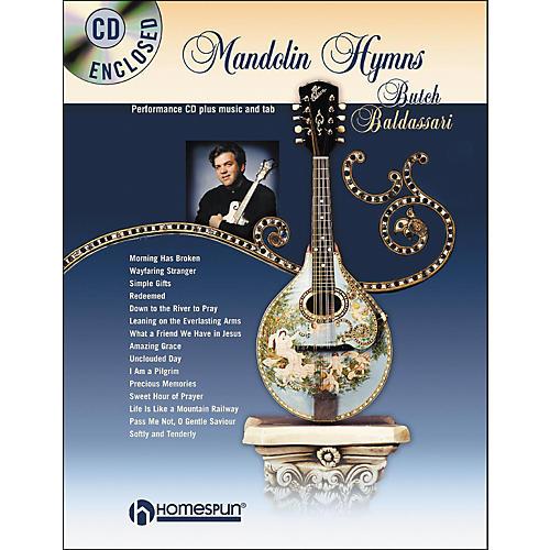 Homespun Mandolin Hymns (Book/CD)-thumbnail