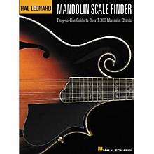 Hal Leonard Mandolin Scale Finder 9x12 Book