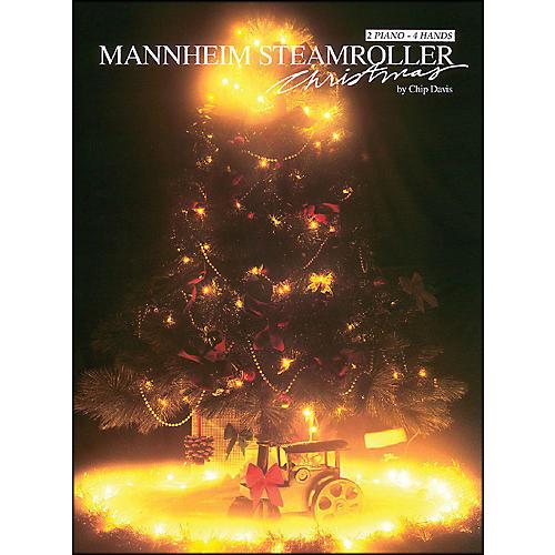 Hal Leonard Mannheim Steamroller - Christmas Duet 2 Pianos, 4 Hands
