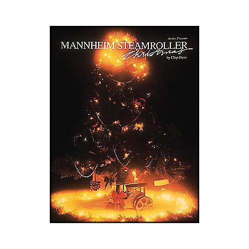 Hal Leonard Mannheim Steamroller - Christmas Piano Solos